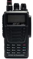 Радиостанция носимая (портативная) АРГУТ А-41 ДВУХДИАПАЗОННАЯ