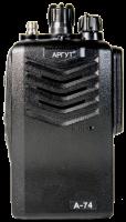 Радиостанция носимая (портативная) АРГУТ А-74 цифрового стандарта dPMR