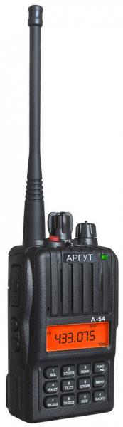 Радиостанция носимая (портативная)  АРГУТ А-54